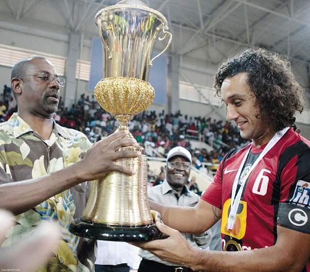 Angola defende título no torneio Zé Du com os olhos no Mundial