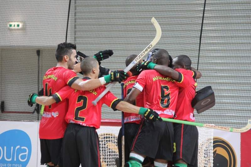 Moçambique vence e termina em sétimo