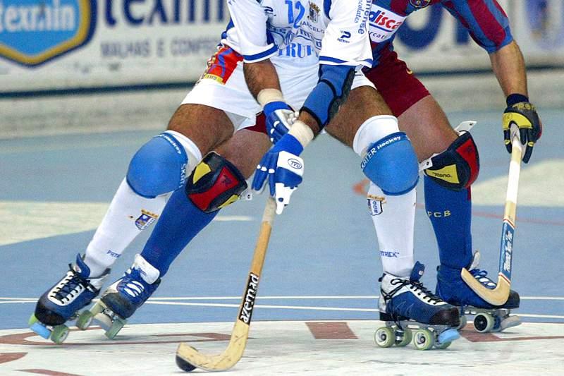 Óquei de Barcelos e HC Braga afastados da Taça CERS de hóquei em patins