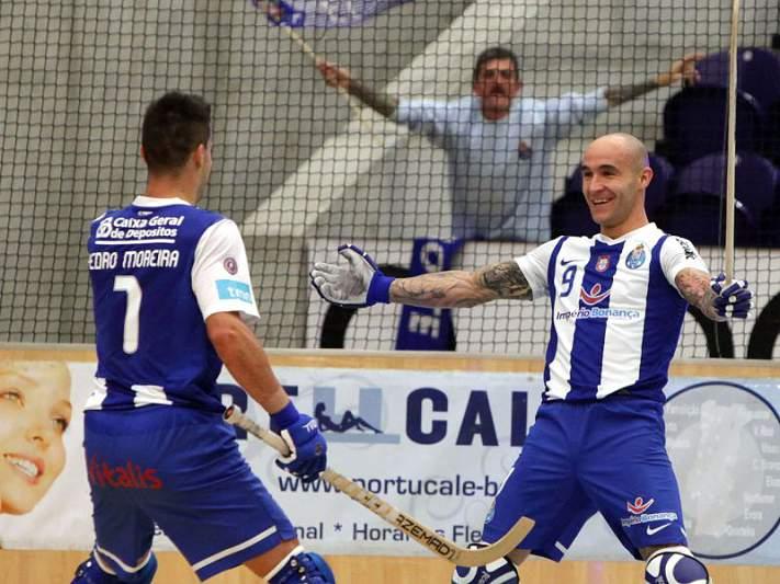 FC Porto recupera de derrota europeia com vitória frente ao Paço de Arcos