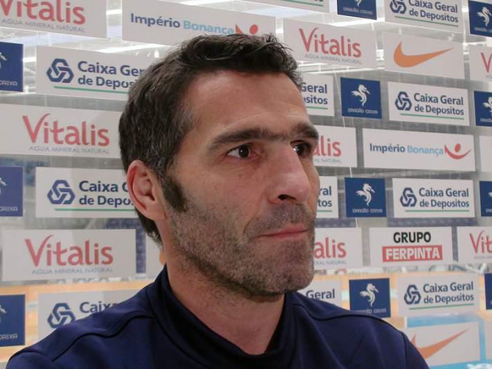 «Vamos jogar à Porto»