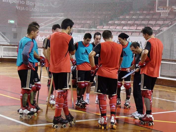 Liceo da Corunha falha final frente ao Benfica