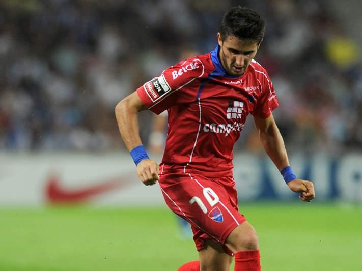 Hugo Vieira no Braga por quatro épocas