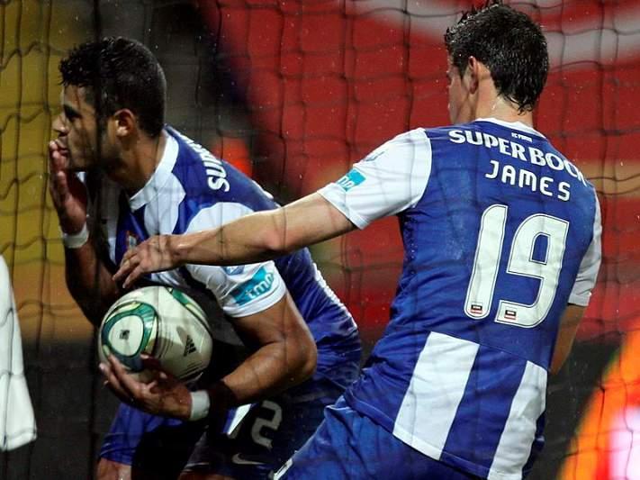 FC Porto foi o 3.º clube que mais ganhou em transferências