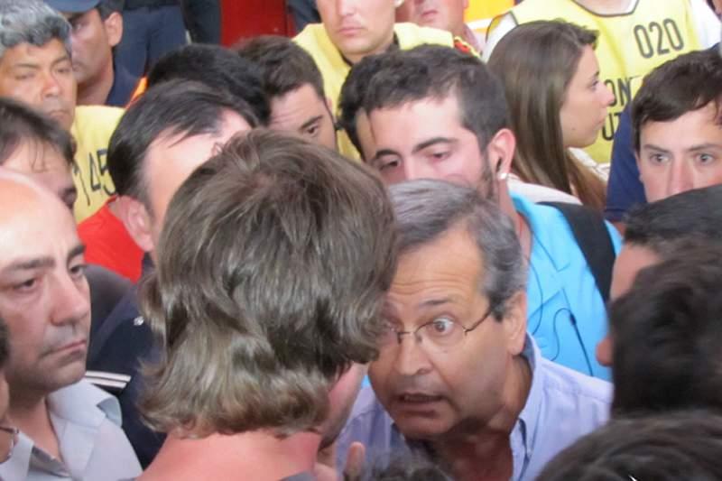 Presidente do Independiente Avellaneda atacado por adeptos violentos