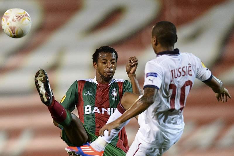 João Diogo e João Luiz regressam frente ao Sporting