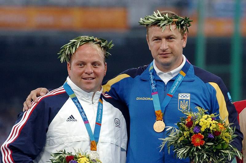 Caso de doping dá medalha de ouro a Adam Nelson
