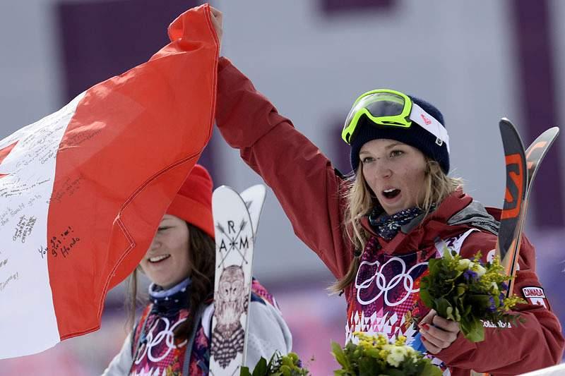 Dara Howell é a primeira campeã olímpica de ski slopestyle
