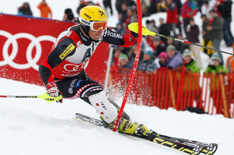 Esquiador Artur Hanse é o segundo português no Sochi2014