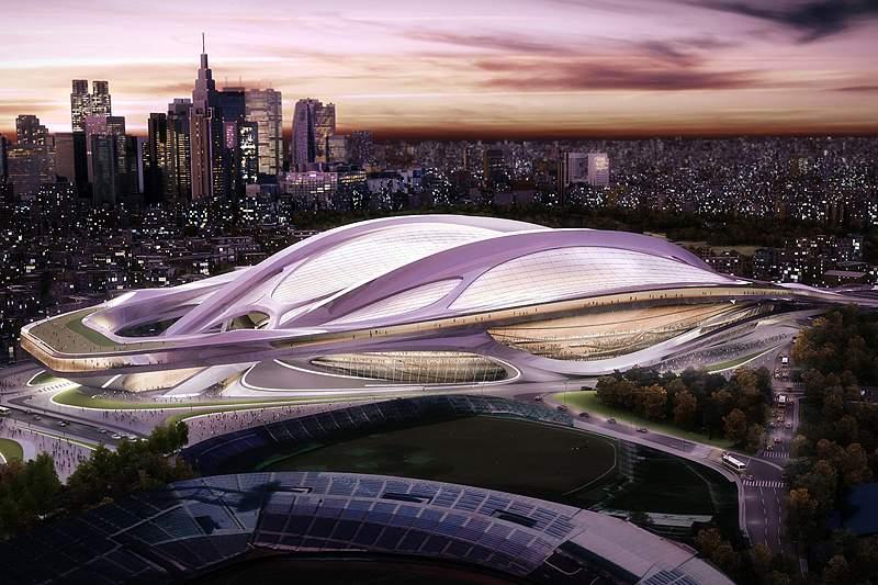 Estádio Olímpico vai ser reduzido em 70 mil metros quadrados
