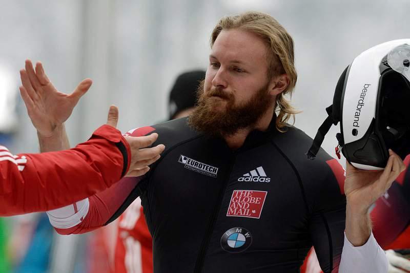 Página de atleta canadiano bloqueada na Rússia