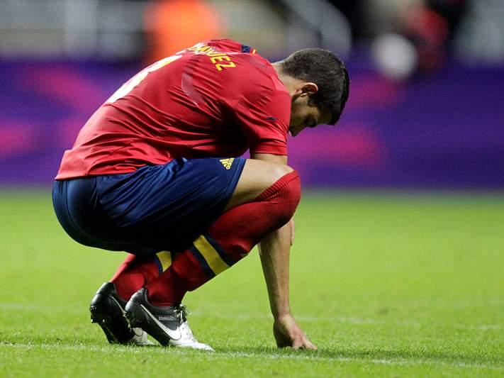 Favorita Espanha é o primeiro