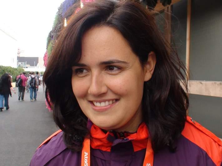 Uma portuguesa que corre o mundo e aterra nos Jogos Olímpicos