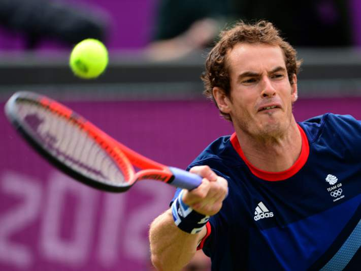 Andy Murray eleito desportista britânico do ano