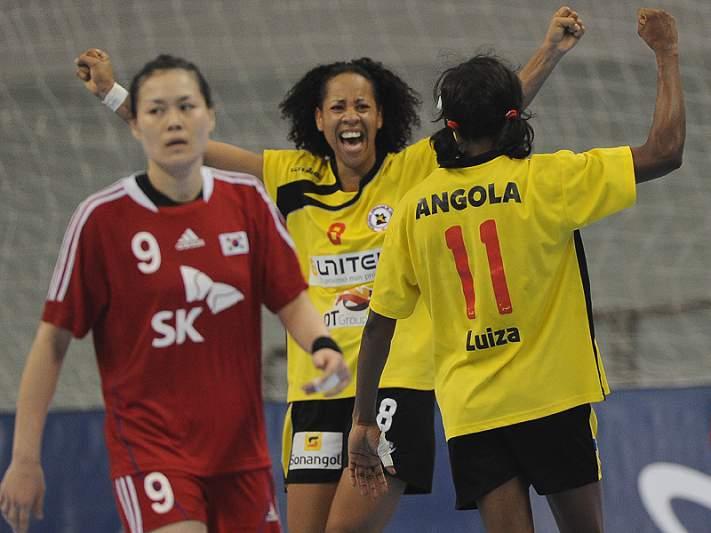Angola e Alemanha reencontram-se para