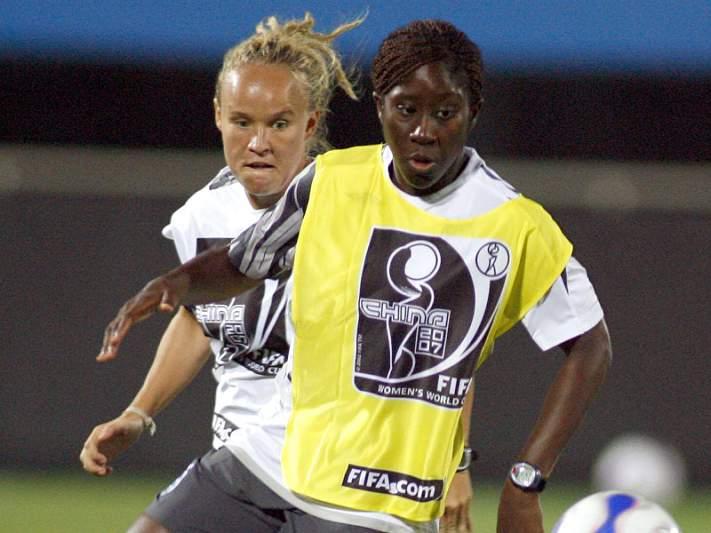 Anita Asante deu pontapé de saída dos Jogos Olímpicos