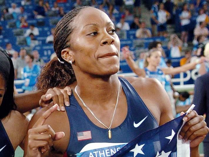 Crystal Cox perde medalha de ouro por doping