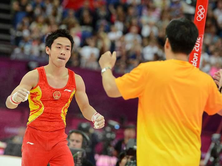 China de ouro e Japão com prata controverso