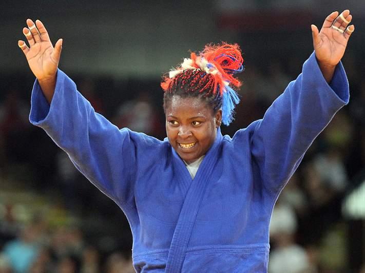 Cubana Idalys Ortiz conquista ouro