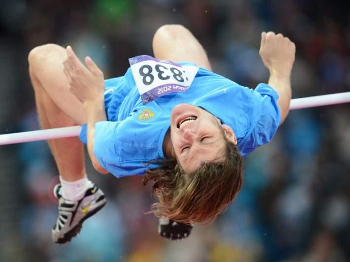 Ivan Ukhov iguala recorde da Europa do salto em altura