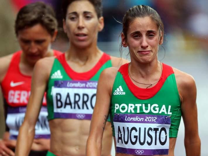 Jessica Augusto já prepara Maratona de Londres