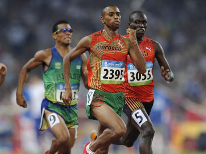 Marroquino Laalou com controlo positivo de doping