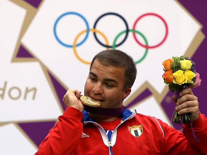 Cuba consegue primeira medalha de ouro em Londres