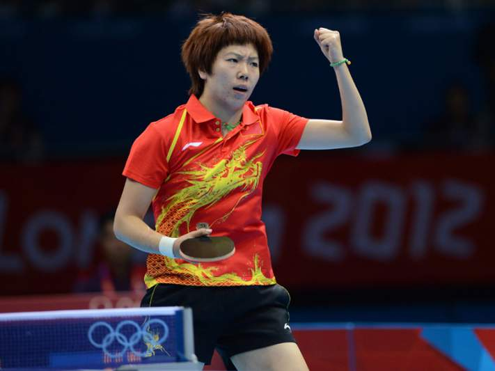 Li Xiaoxia venceu final feminina