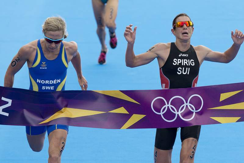 Suécia reclama medalha de ouro