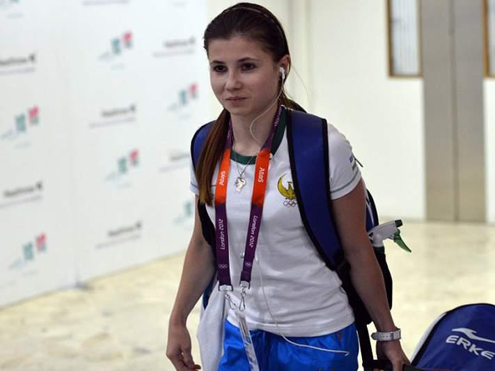 Luiza Galiulina expulsa por doping