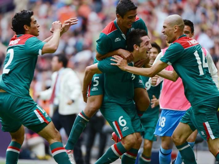 México nos quartos-de-final da Gold Cup