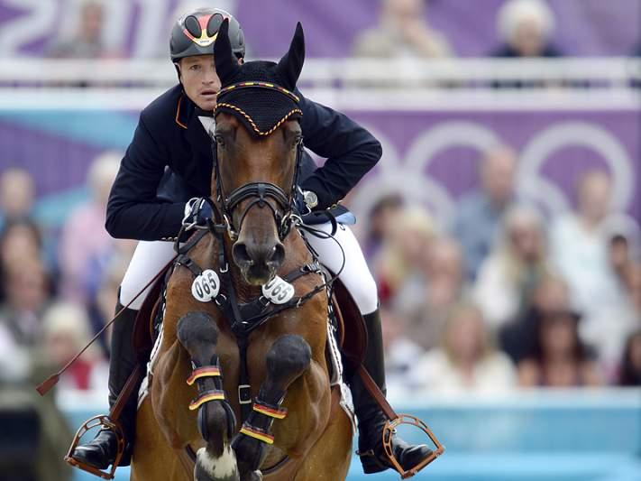 Michael Jung faz história em Equestre