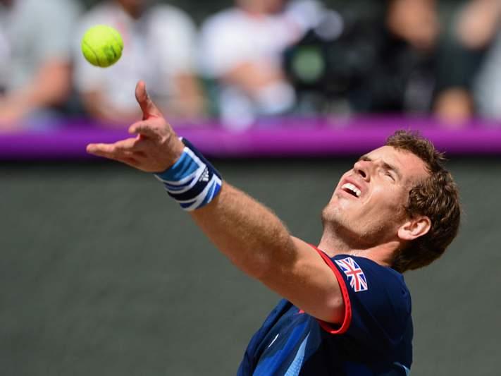 Murray eliminado na terceira ronda