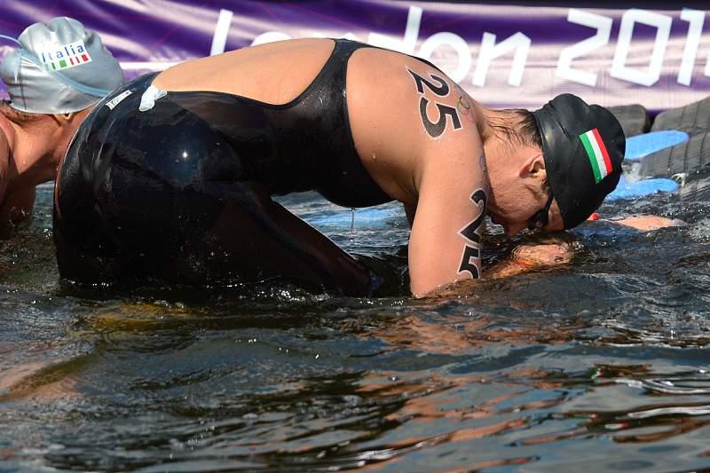 Húngara Risztov vence 10 kms em águas abertas