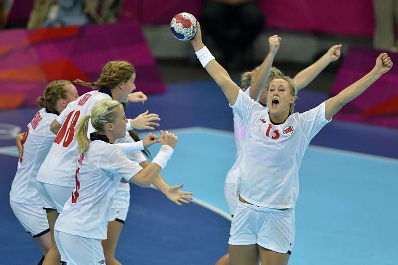 França e Noruega revalidam ouro olímpico