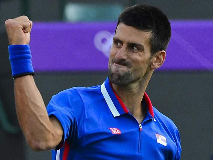 Djokovic termina 2012 no trono do ténis mundial