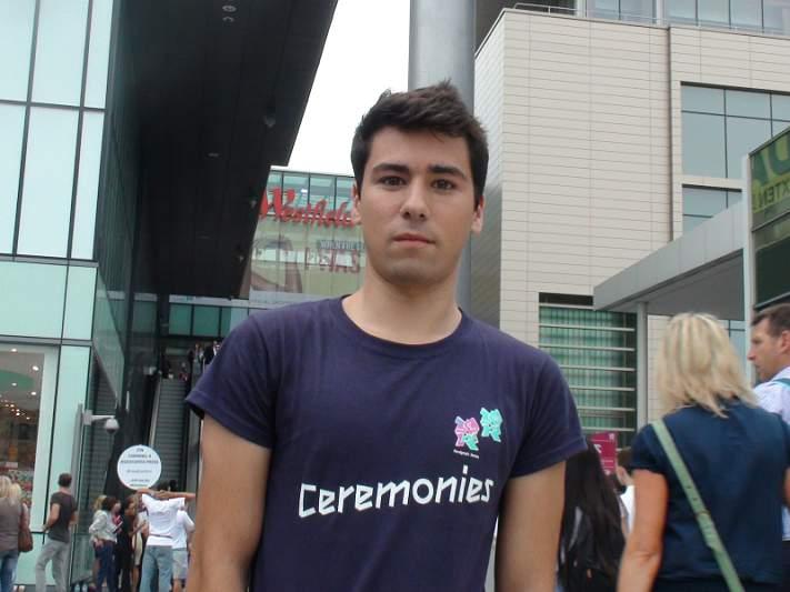 Cerimónia de abertura tem presença portuguesa