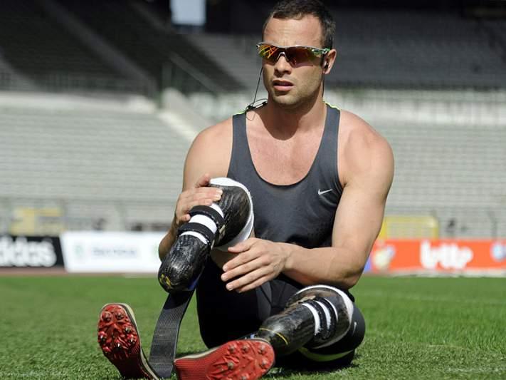 Pistorius pode ter regressado aos treinos
