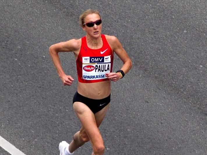 Paula Radcliffe vai falhar maratona