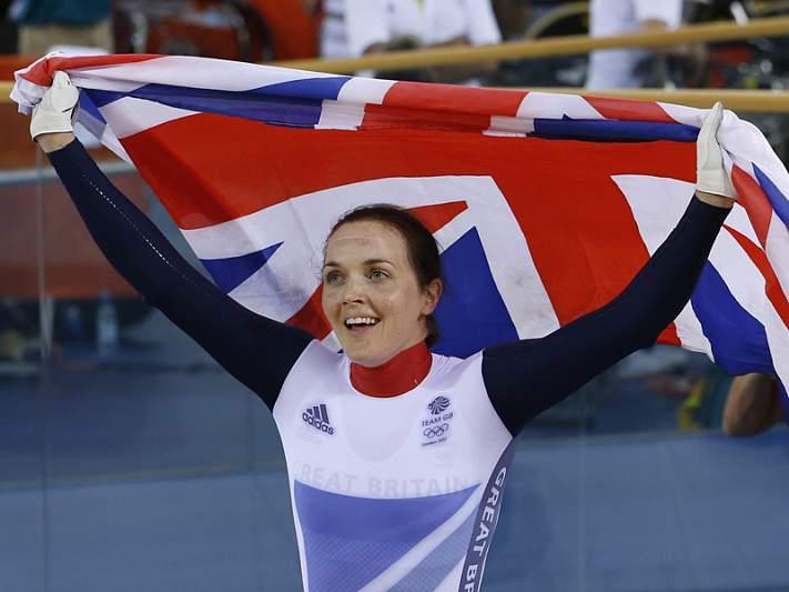 Britânica Victoria Pendleton conquista ouro