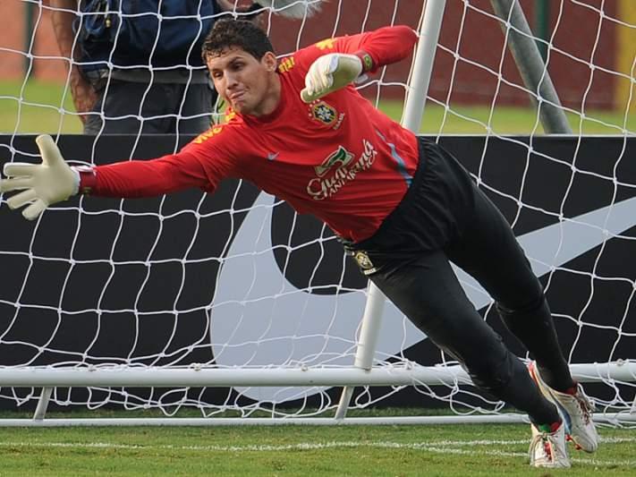 Rafael Cabral desfalca seleção do Brasil