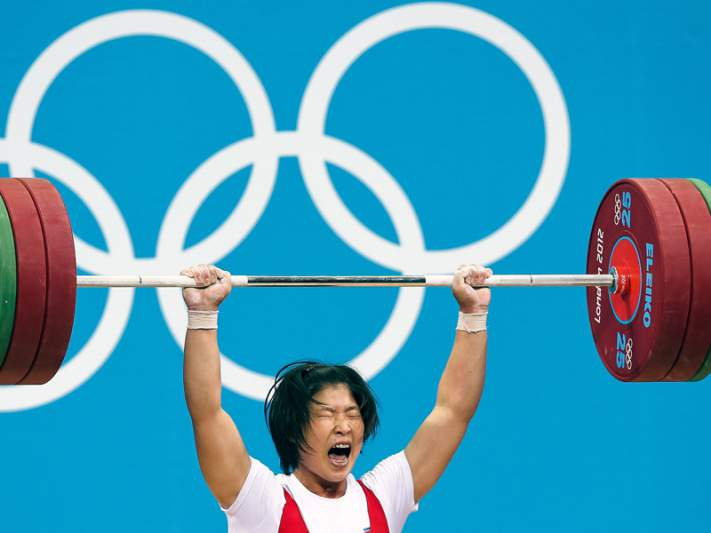 Norte-coreana Rim-Jong-sim vence ouro nos -69kg