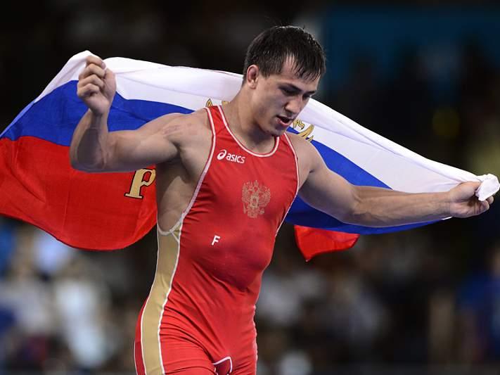 Russo Roman Vlasov conquistou ouro