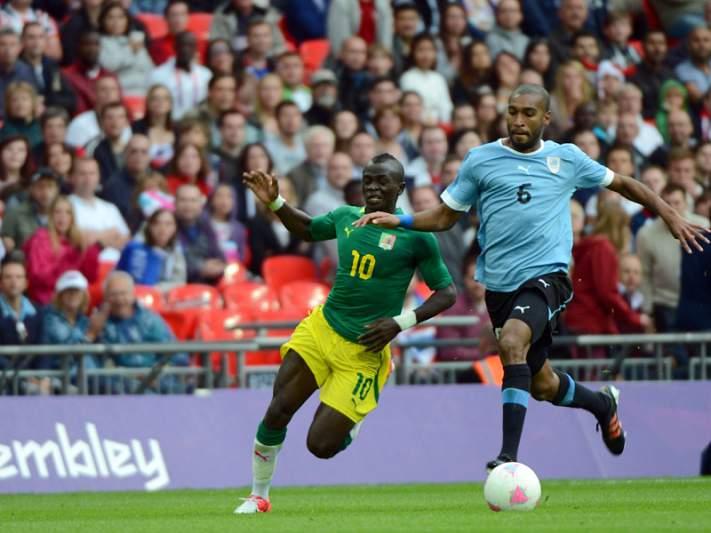 Senegal surpreende Uruguai