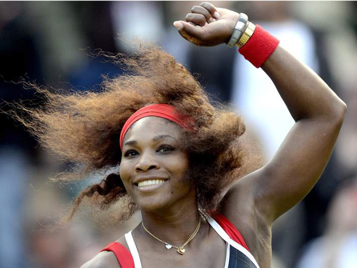 Serena Williams vence Masters de Roma