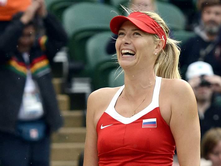 Serena, Sharapova, Azarenka e Kirilenko nas