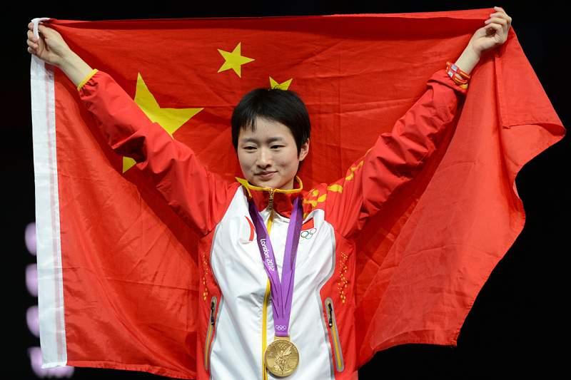 Chinesa Wu Jingyu triunfa em -49kg