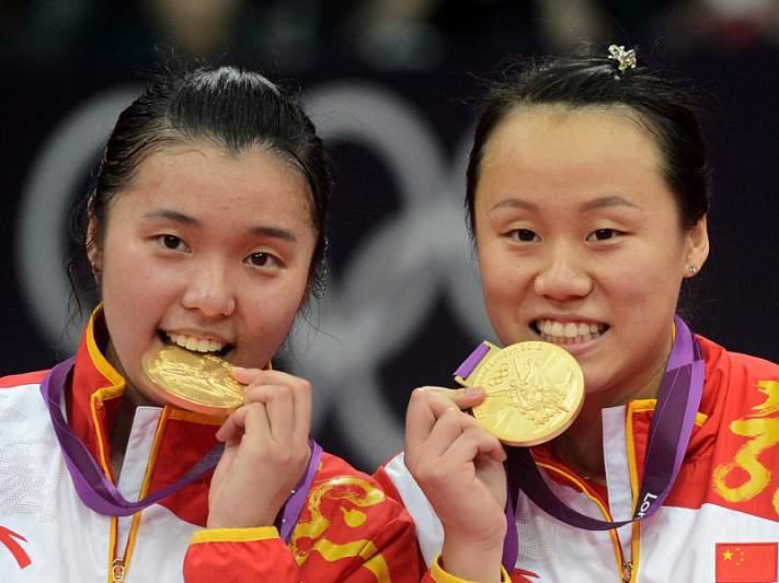 China monopoliza mesmo com dupla excluída