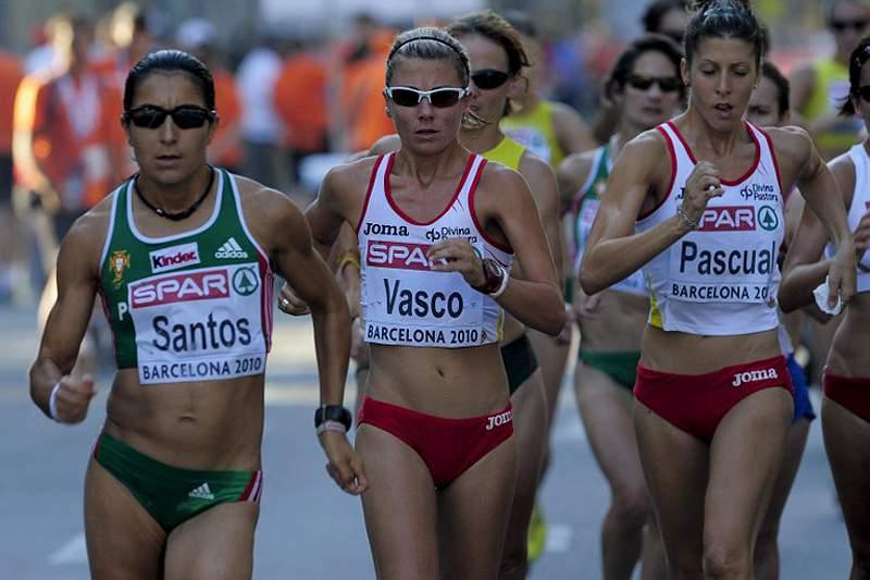 Vera Santos termina em terceiro na Volta ao Lago Taihu