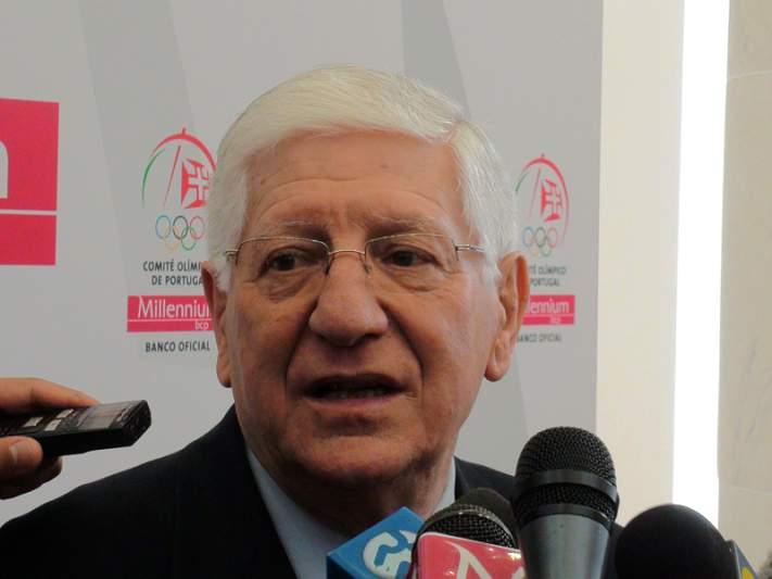 Vicente Moura admite «menos atletas de topo»